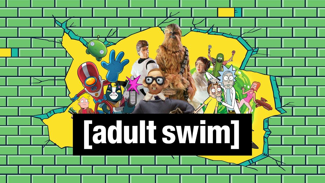 Adult Swim - Warner