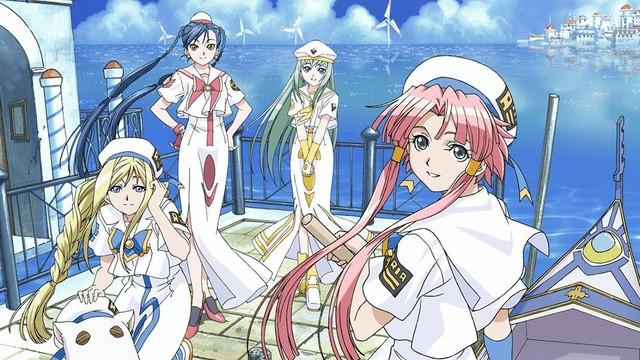 Novo projeto de 15 anos da Aria reformula Athena com Rina Satou