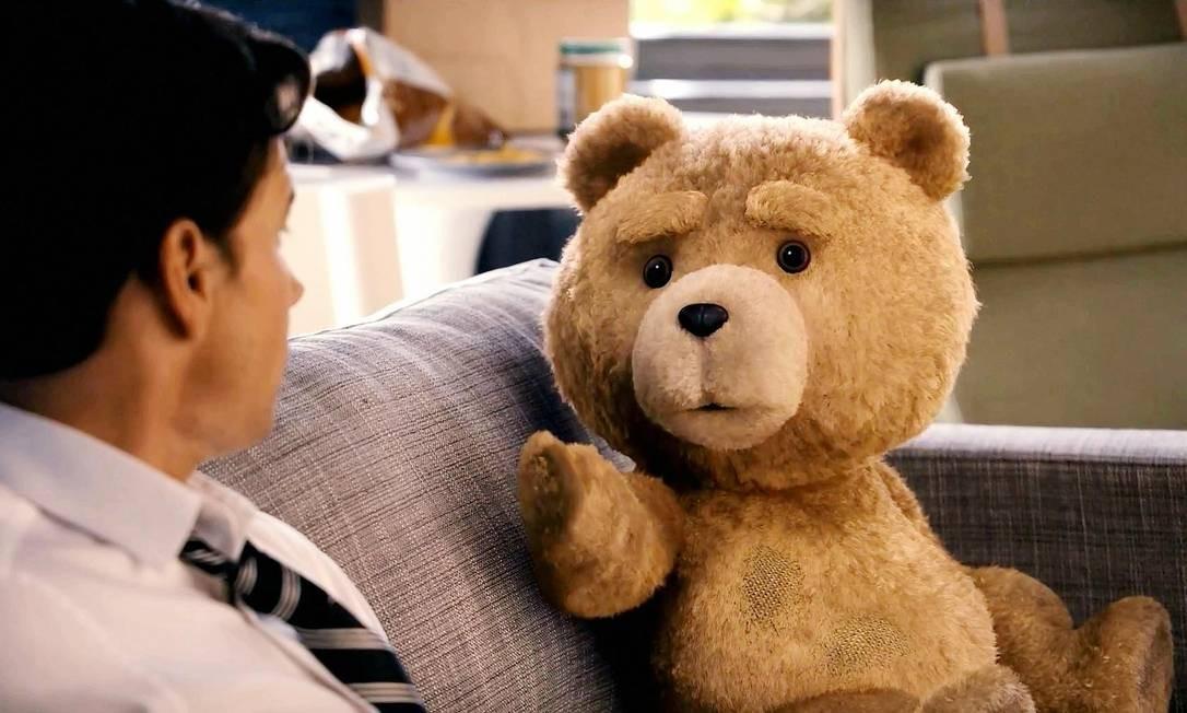 TED filme mark wahlberg seth macfarlane