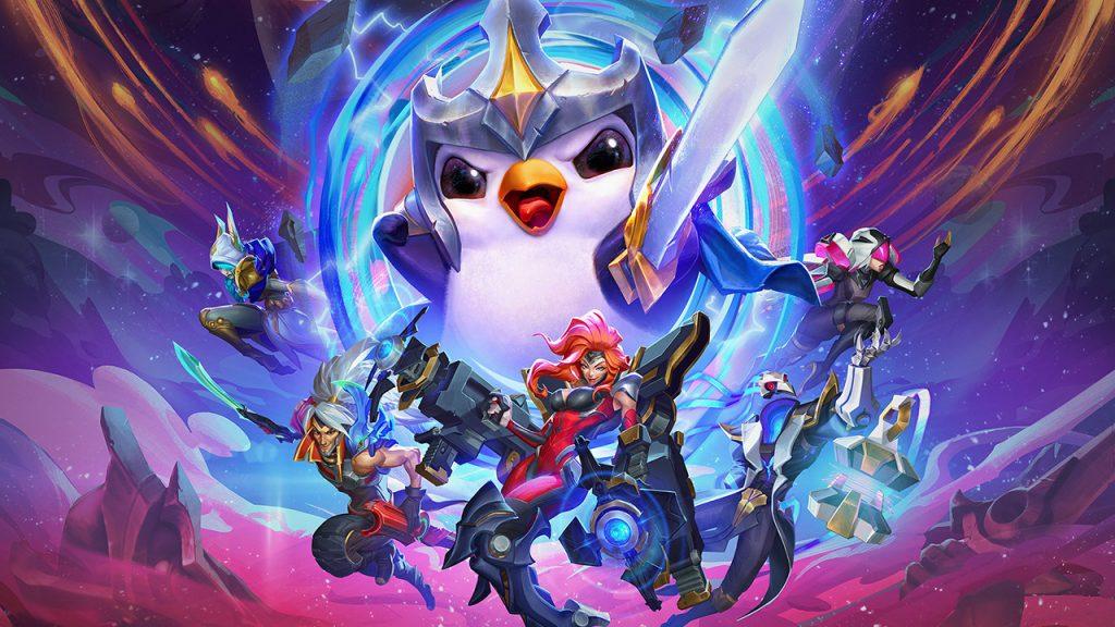 Teamfight Tactics: Galáxias Riot Games