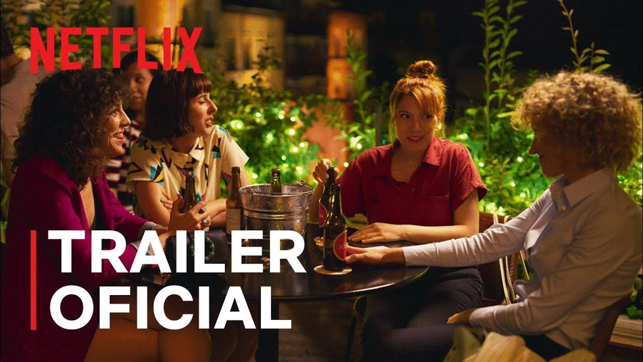 Valéria | Série original espanhola ganha trailer pela Netflix; assista