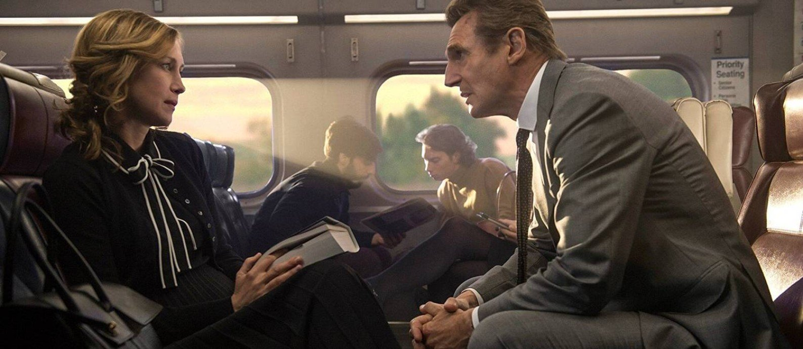 O Passageiro Tv Globo Exibe Filme Com Liam Neeson Hoje Na Tela Quente