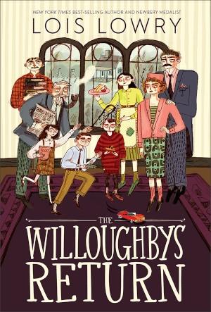 """O livro """"The Willoughby"""" de Lois Lowry"""