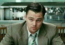 Leonardo DiCaprio em Ilha do Medo