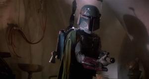 Boba Feet em O Retorno de Jedi; ator estará em The Mandalorian