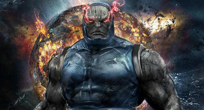 Liga da Justiça Snydercut Darkseid
