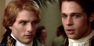 Tom Cruise e Brad Pitt em cena