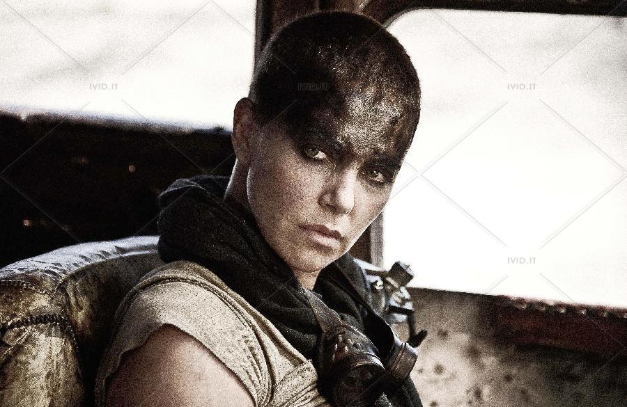 Charlize Theron como Furiosa