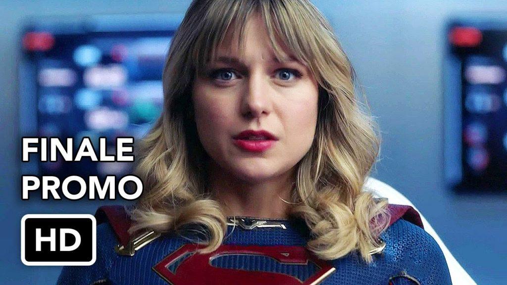 Supergirl | Episódio 5x19 marca o final da 5ª temporada; assista a promo