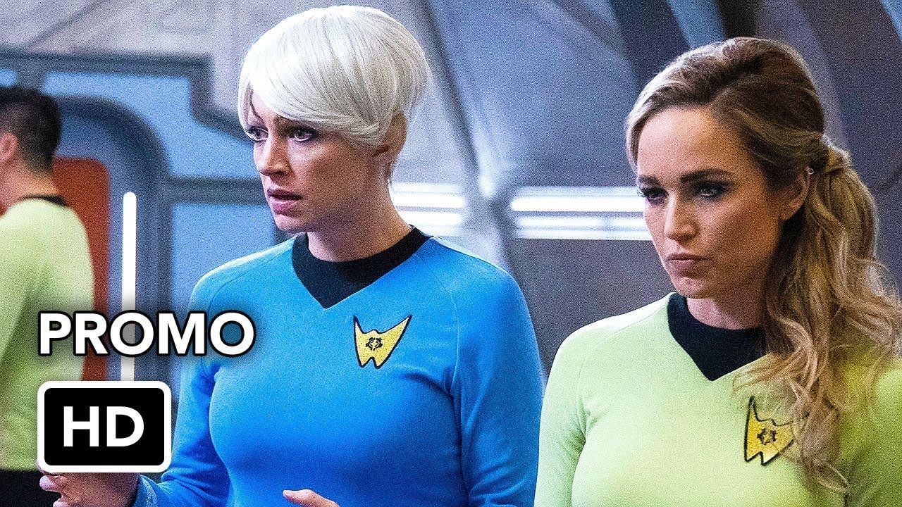 Legends of Tomorrow   Episódio 5x13