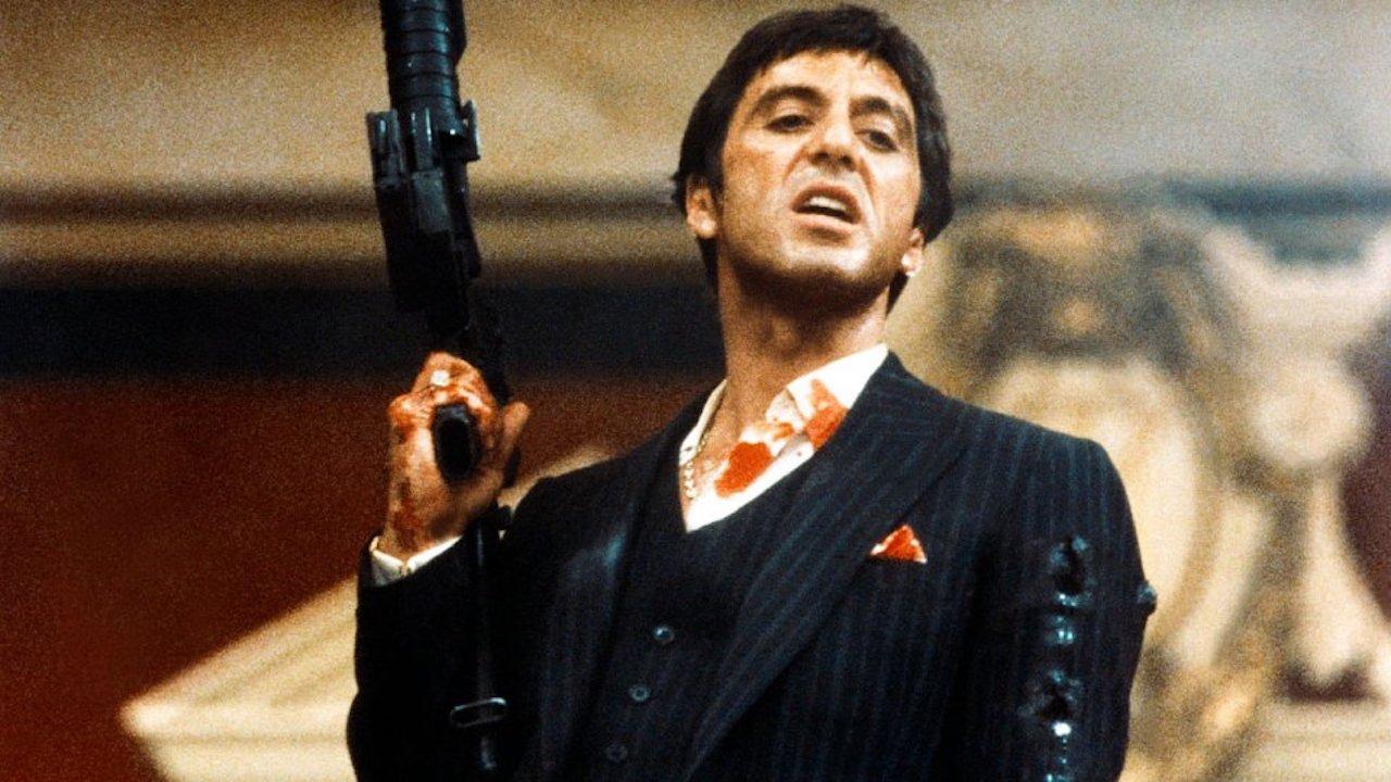 Al Pacino como Tony Montana