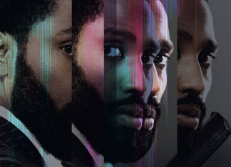 John David Washington em Tenet