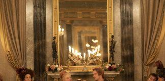 The-Great-Elle-Fanning-e-Nicholas-Hoult-foto-Ollie-Upton