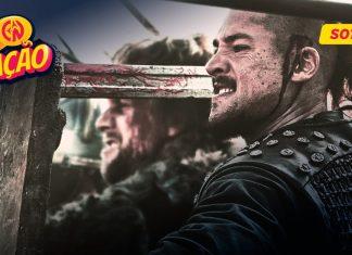 Na Redação - The Last Kingdom
