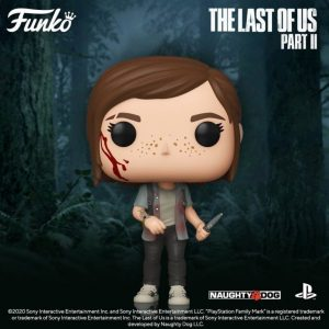 Funko Pop de Ellie