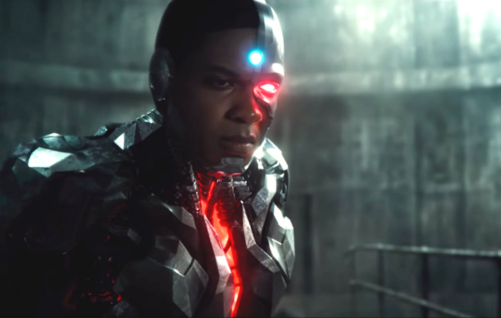 Liga da Justiça - Cyborg