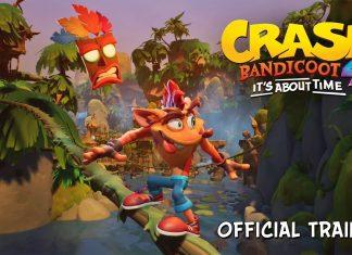 Crash Bandicoot 4: It's About Time é anunciado; saiba mais