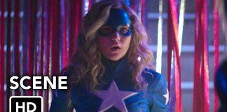Sideral vs Lady Shiva em cena completa do episódio 1x07 de Stargirl!