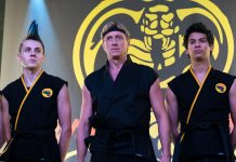 Cobra Kai karate kid spin-off serie netflix