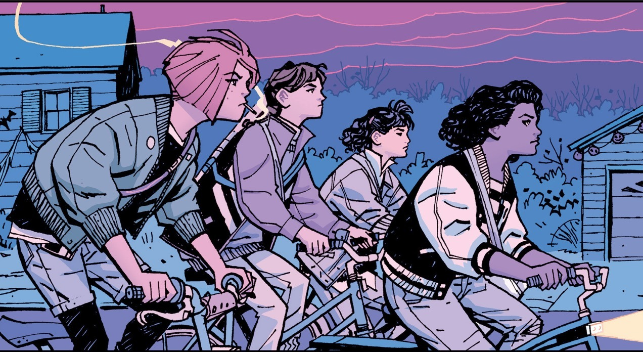 paper girls hq