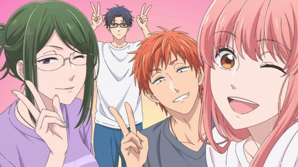Wotakoi amazon prime video anime