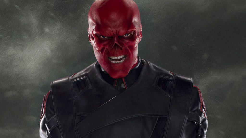 Caveira Vermelha
