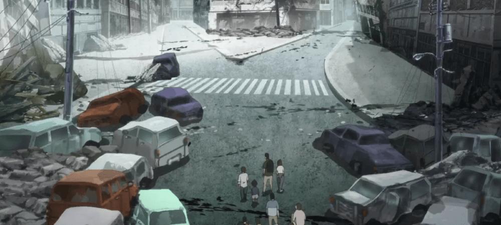 2020: Japão Submerso