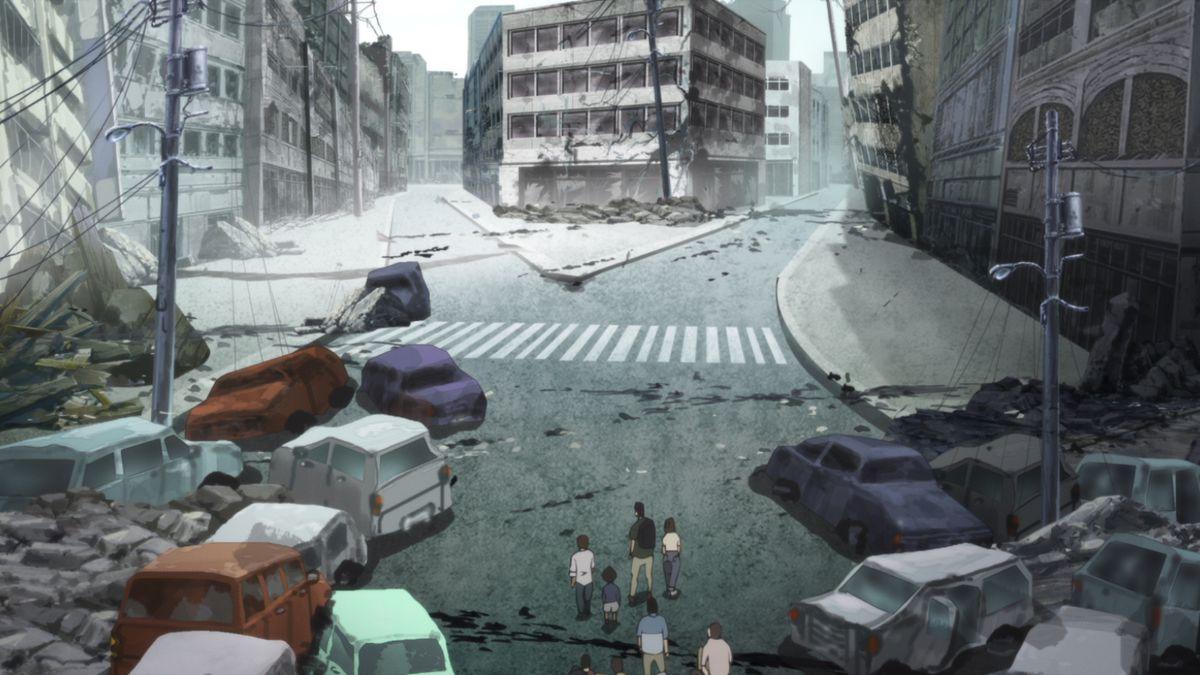 imagem 2020: japão submerso da netflix
