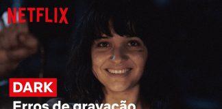 capa do vídeo com erros de gravação da 3a temporada de dark, série da netflix