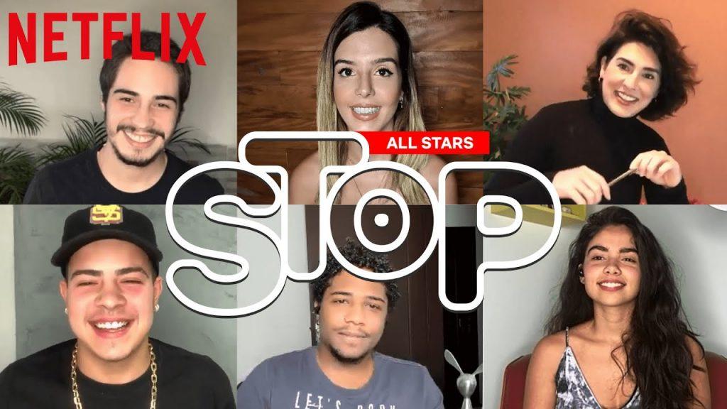 stop! com sintonia e ricos de amor para a netflix
