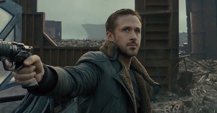 Ryan Gosling em Blade Runner 2049