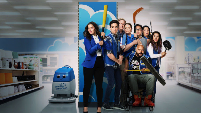 superstore 5a temporada warner channel