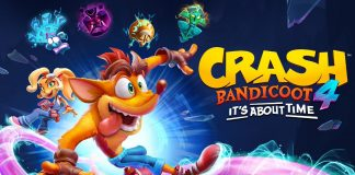 Gamescom 2020 - Crash 4: it's about time