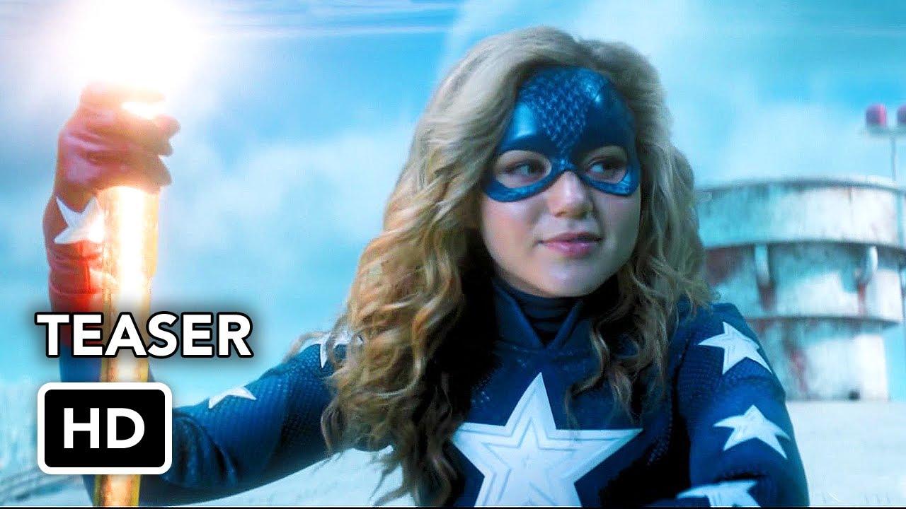 stargirl teaser 2a temporada