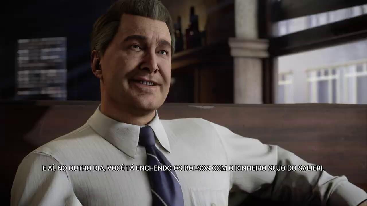 Mafia: Definitive Edition revela trailer de narrativa na Gamescom