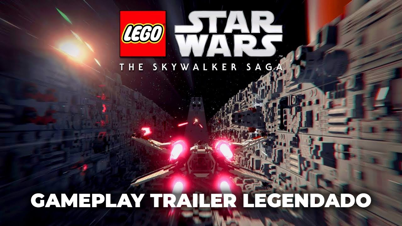 LEGO Star Wars: A Saga Skywalker ganha trailer com gameplay; assista