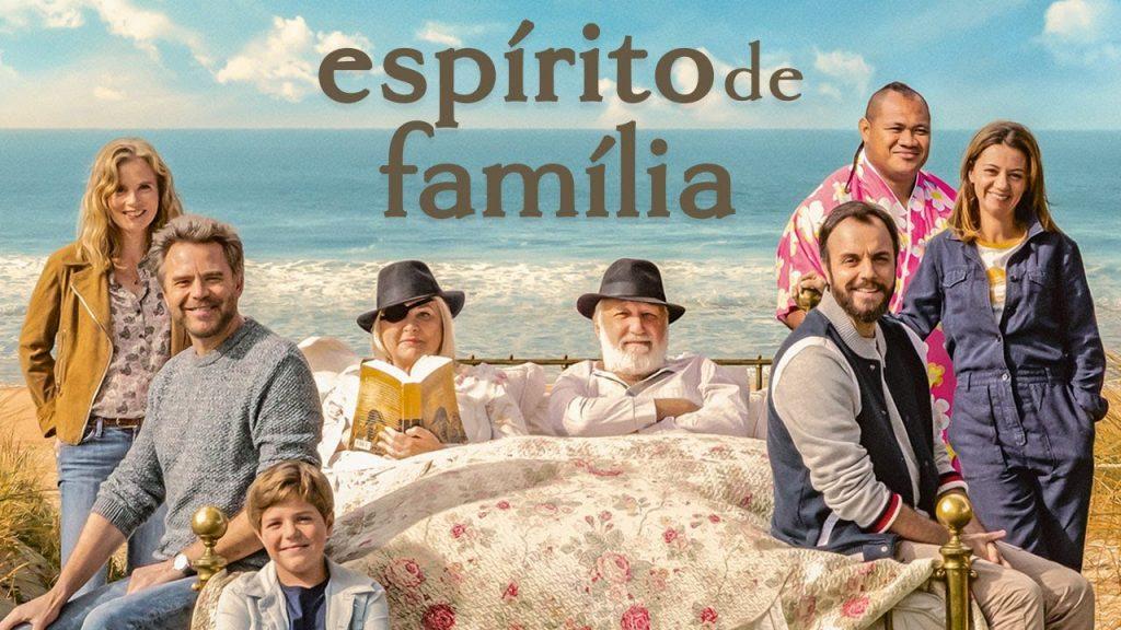 Espírito de Família | Comédia francesa ganha trailer e cartaz; confira
