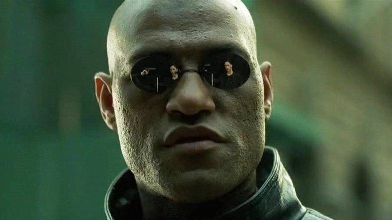 Morpheus em Matrix