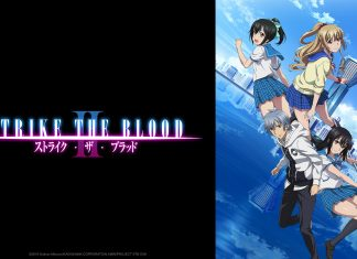 Strike The Blood Second