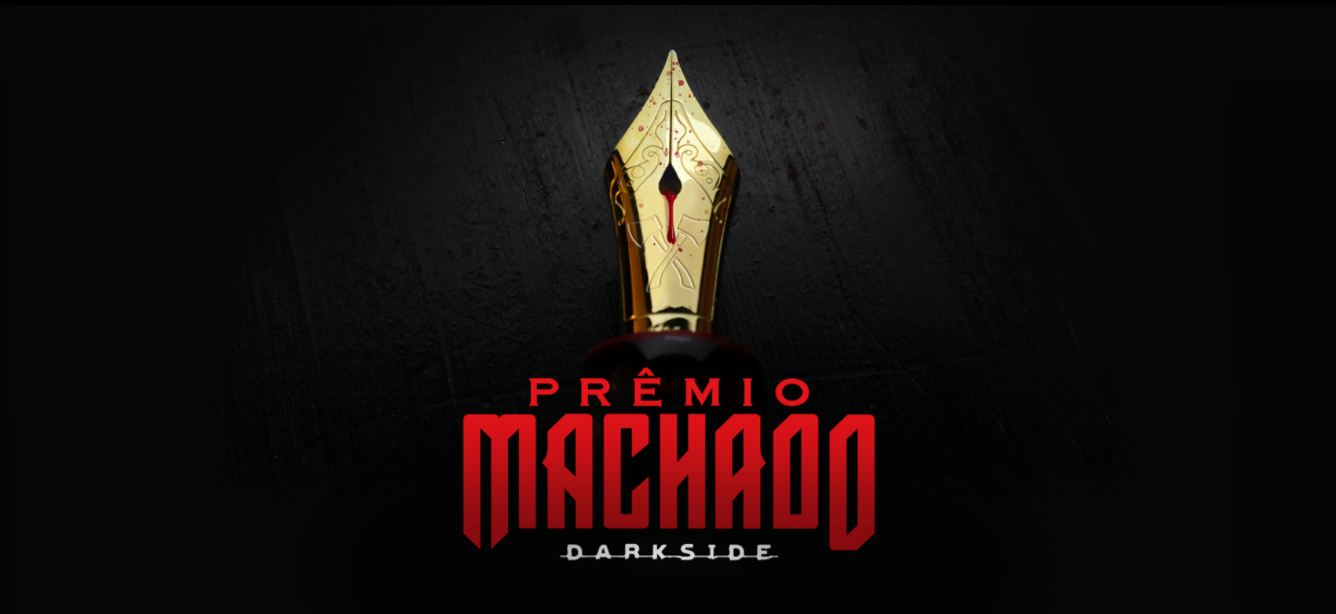 logo 1º prêmio machado darkside