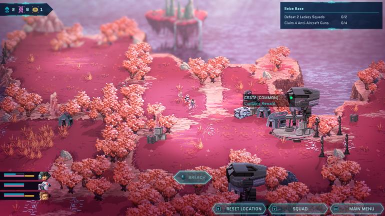 star-regenades screenshot
