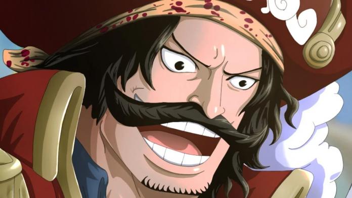 One Piece - Gol D. Roger