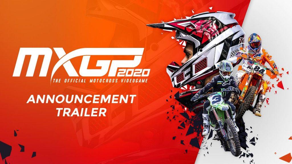 MXGP 2020 é anunciado pela Milestone; assista trailer de anuncio