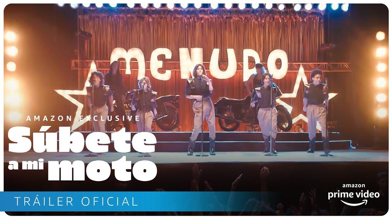 Súbete a Mi Moto   série sobre a boy band Menudo chega na Amazon