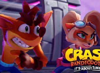 Crash está devolta! Veja o trailer gameplay de lançamento do 4º jogo