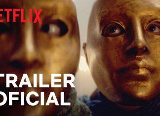 Kadaver   Teatro macabro no trailer do filme da Netflix! Assista