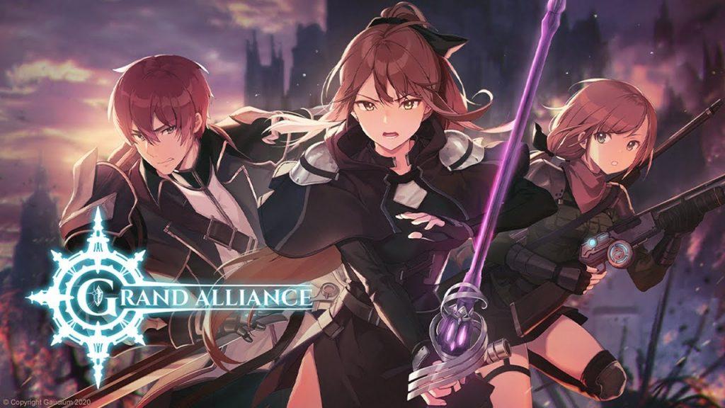 crunchyroll games grand alliance