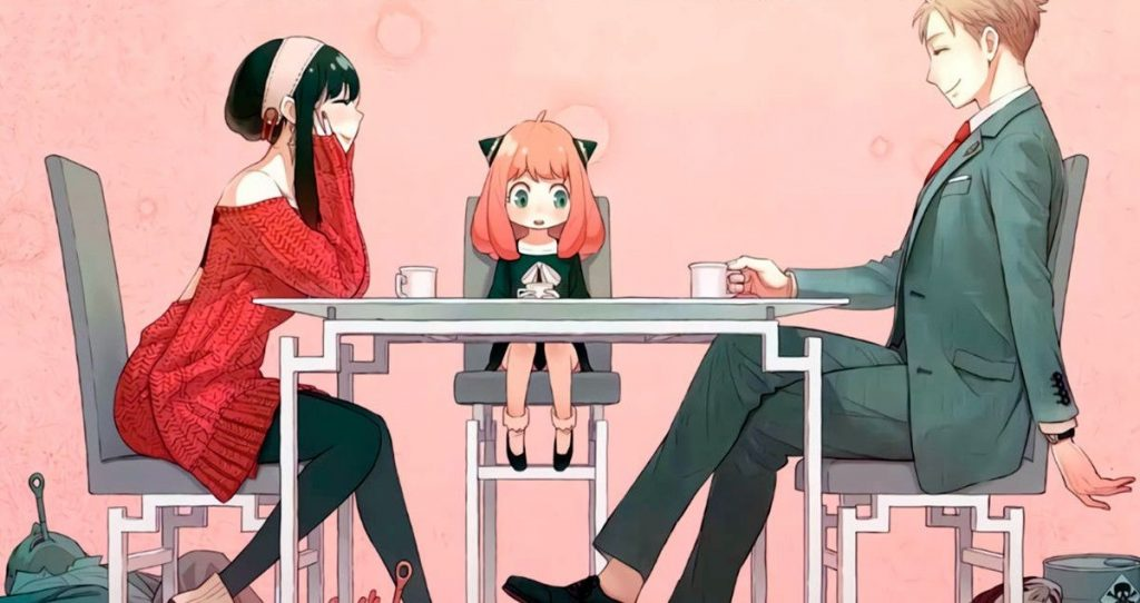 spy-x-family-manga-tatsuya-endo-panini-comics-vol 1