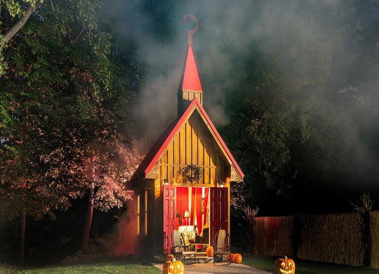 casa mal assombrada airbnb