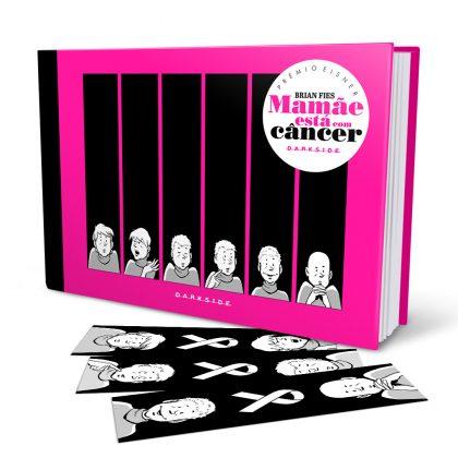 Mamãe está com câncer Brian Fies Darkside Books (2)